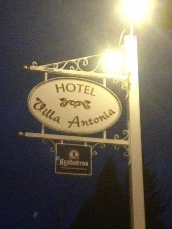 Hotel Villa Antonia: Villa Antonia