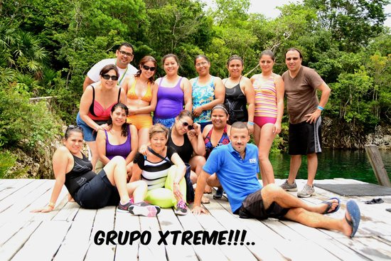 พลายาเดลคาร์เมน, เม็กซิโก: Grupo Xtreme :)