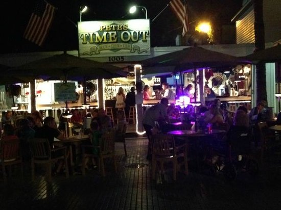 Pete's Time Out: Night at Pete's