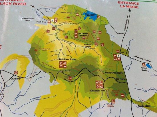 Riviere Noire: parc national des gorges de Rivière Noire