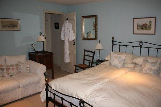 Colliers Farm B&B: Dormitorio piso superior