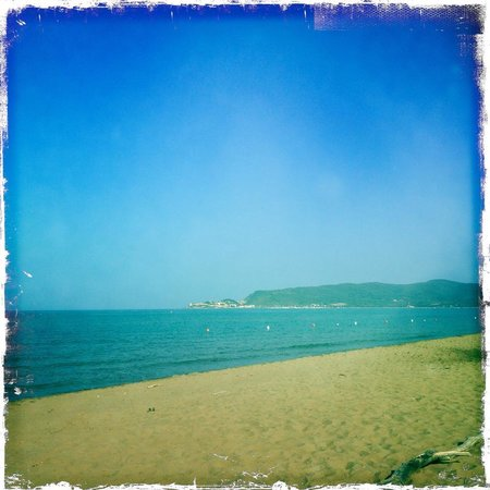 Bed & Breakfast TerraMare: Spiaggia