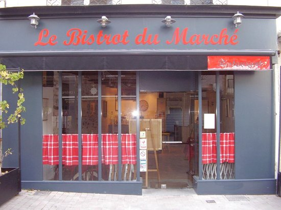 le bistrot du march. Black Bedroom Furniture Sets. Home Design Ideas