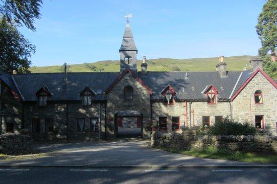 Braemore Square Country House: la casa