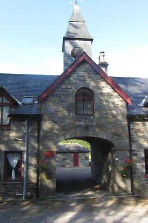 Braemore Square Country House: l'entrata