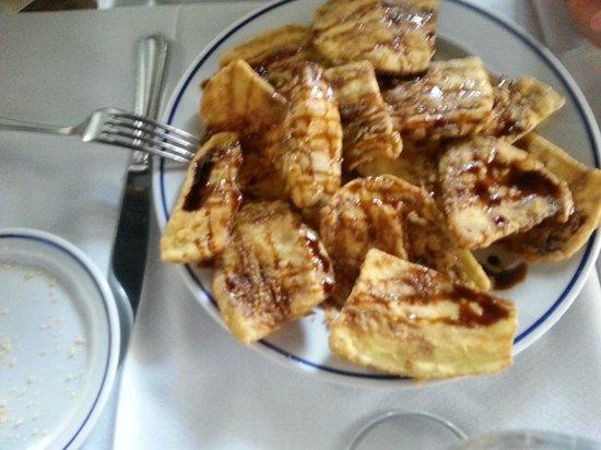 La Ultima Ola: Berenjenas con miel al estilo mozárabe