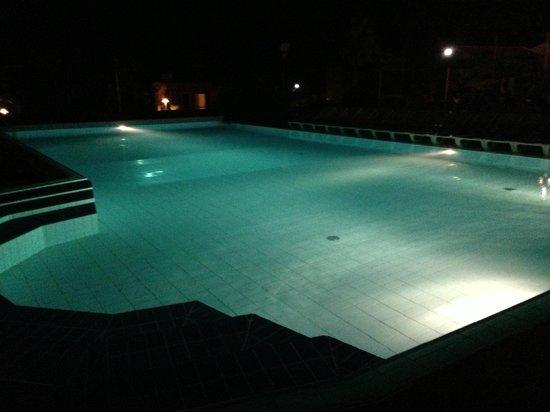 Cala Rosa Club Hotel : piscina