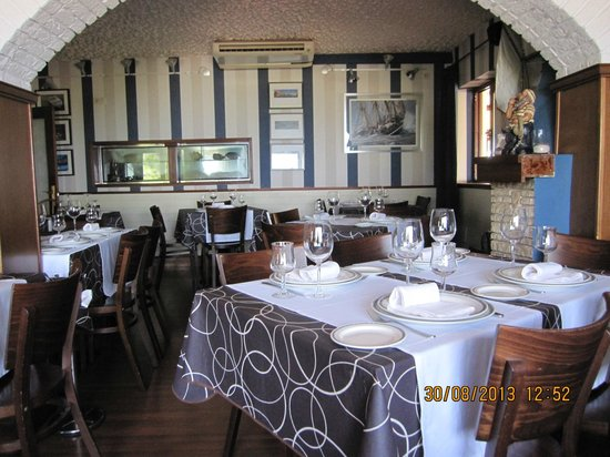 Itxas Gane : The restaurant