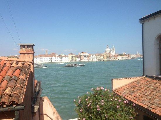Al Redentore di Venezia : View from one of the windows