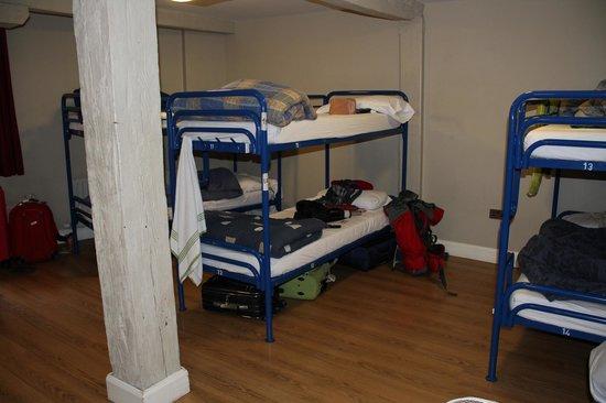 Isaacs Hostel: Stockbett