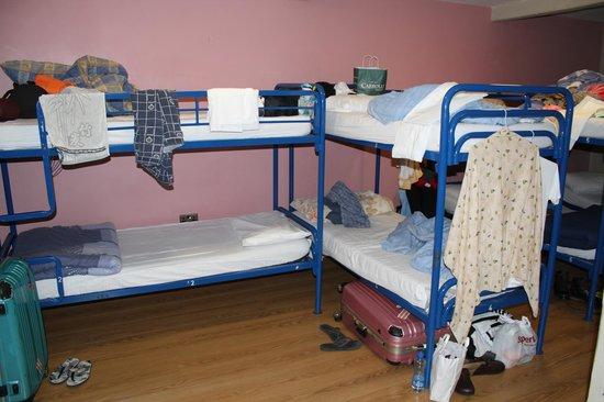 Isaacs Hostel: Dom