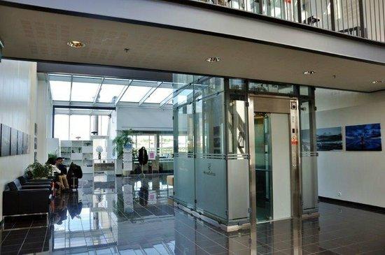 Hotel Selfoss : Lobby