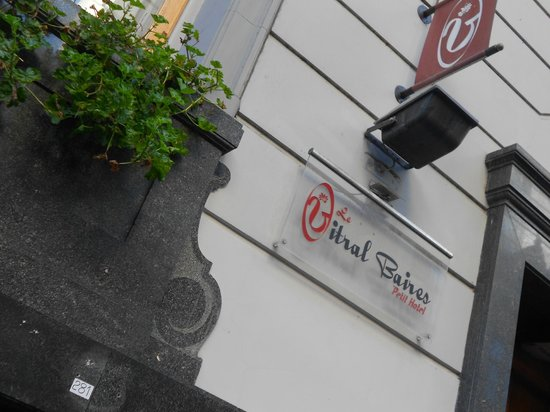 Le Vitral Baires boutique hotel: Identificação