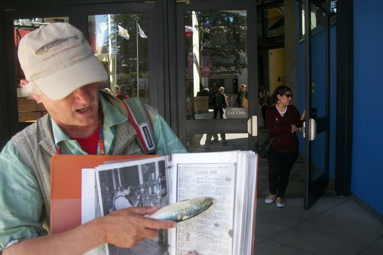 Monterey Waterfront & Cannery Row Tours : We had a great time on our tour, it was fun and informative!