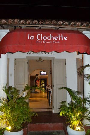 La Clochette Hotel Restaurant boutique bakery