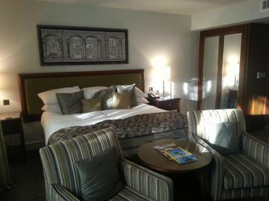 Bailbrook House Hotel: Bed