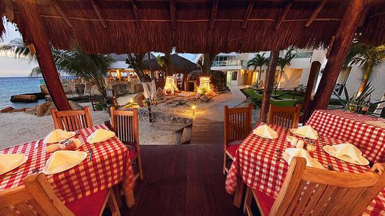 Trattoria Da Salvatore El Cid Resort: Trattoria Da Salvatore Restaurant