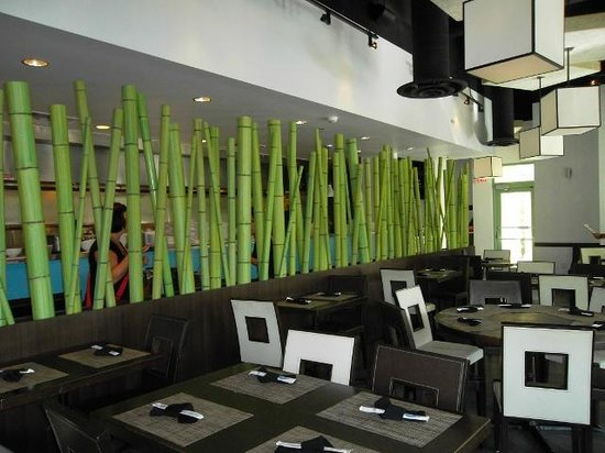 Wild East Asian Bistro: Inside the Wildeast Asian Bistro
