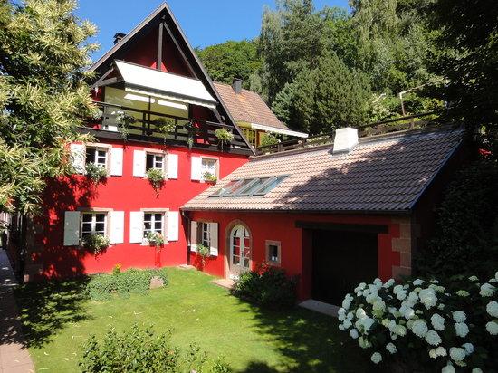 La Haute Grange : la maison