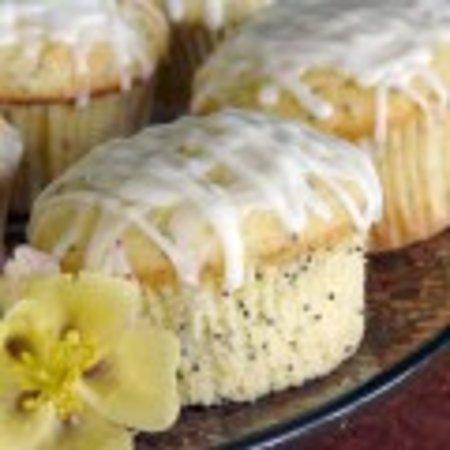 Jake's Gluten Free Market: Lemon Poppyseed Muffins