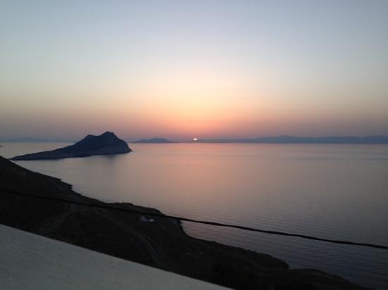 Kamara: sunset