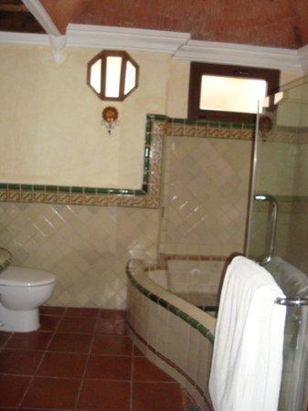 Hotel Los Pasos: baño Suite