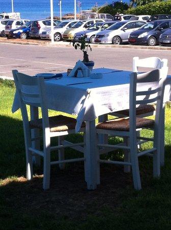 Anemos: Nice table