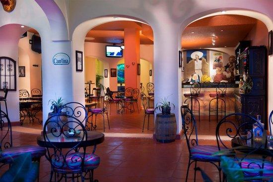 Barcelo Puerto Vallarta: Bar La Cantina