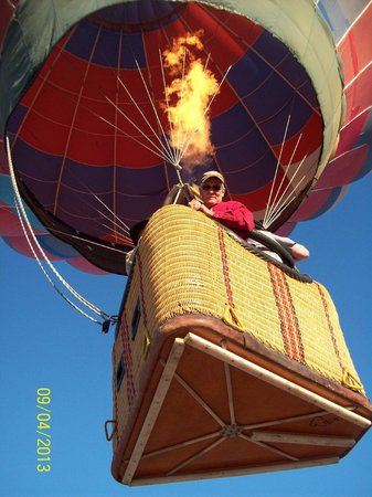 Santa Fe Balloon Company: Wonderful and exciting