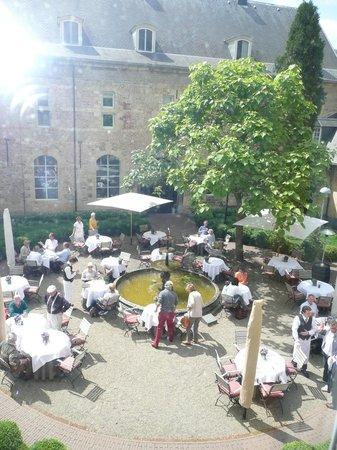 Chateau St. Gerlach : Cafe