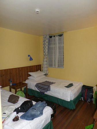 Le Tour Traveler's Rest Youth Hostel: Camera doppia