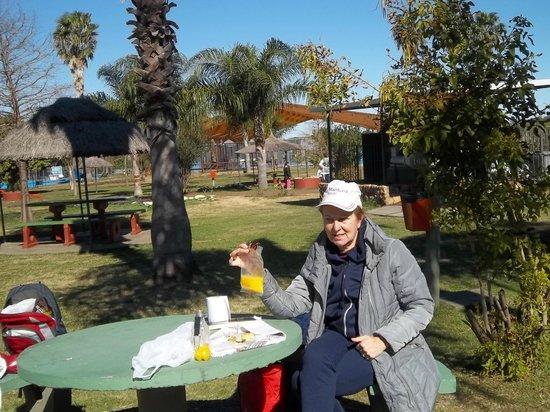 Uruguay: Parque de las Termas Municipales