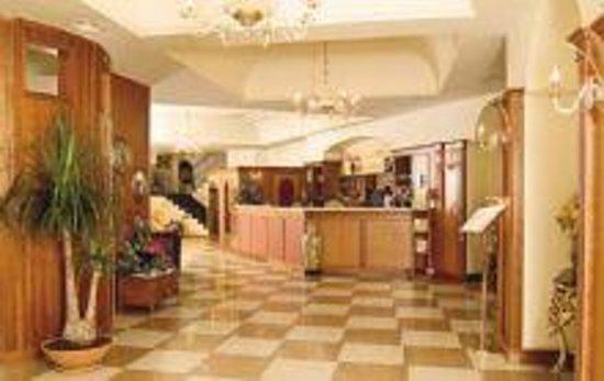 Hotel Business: dettaglio hall