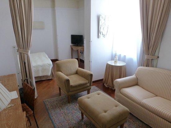 Grand Hotel Minerva: Junior Suite