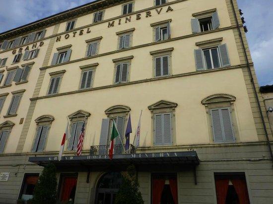 Grand Hotel Minerva: Hotel