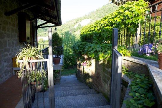 Agriturismo La Rocca: Esterno