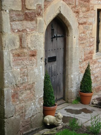 Vicar's Close : beato che ci vive