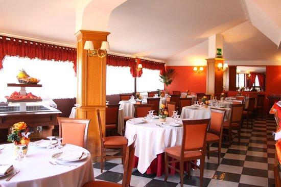 Hotel Business: sala ristorante