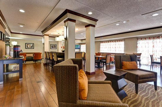 Hampton Inn Manhattan: Lobby Area
