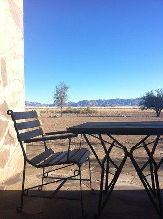 Betesda Lodge & Camping: nice view from room