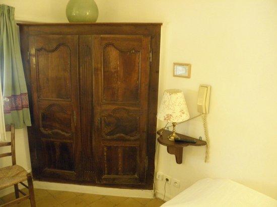 Hotel de Cacharel : Mobilier - Magnifique