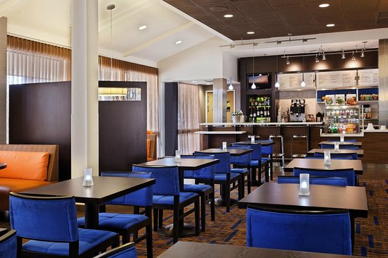Courtyard by Marriott Houston Brookhollow: The Bistro