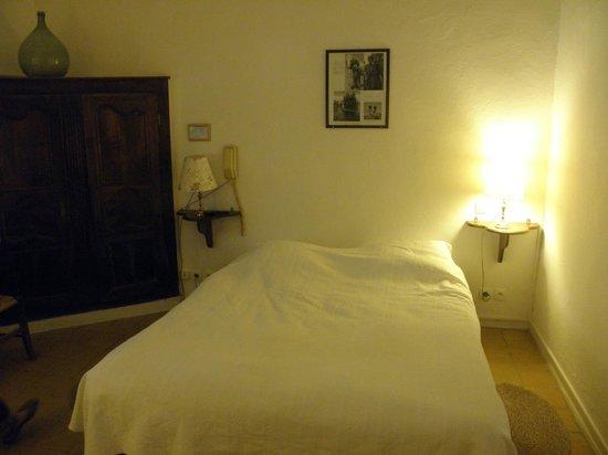 Hotel de Cacharel : Chambre