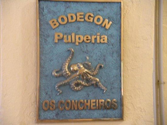 Pulperia Os Concheiros : A fine Pulpo a la Gallega experience!