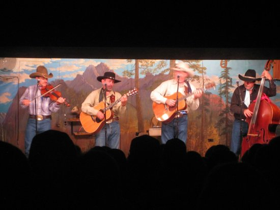 Bar D Chuckwagon Supper Show: Bar D Wranglers