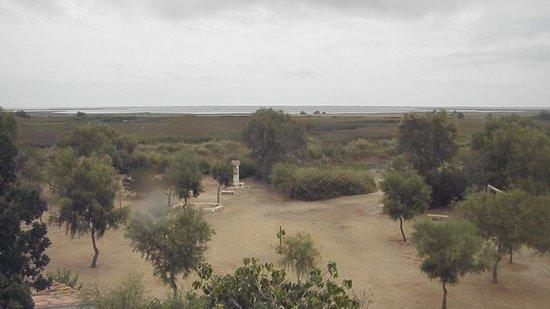 Hotel de Cacharel : Vue panoramique