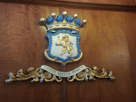 Hotel Melia Ponce: Hotel Crest