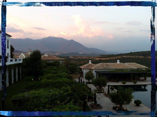 Finca Cortesin Hotel Golf & Spa: Idyllic setting