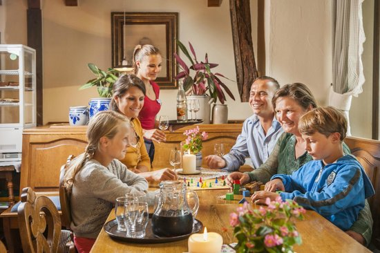 Gasthaus Sesel: Familienabend