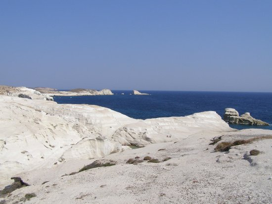 Sarakiniko Beach : ΥΠΕΡΟΧΟ